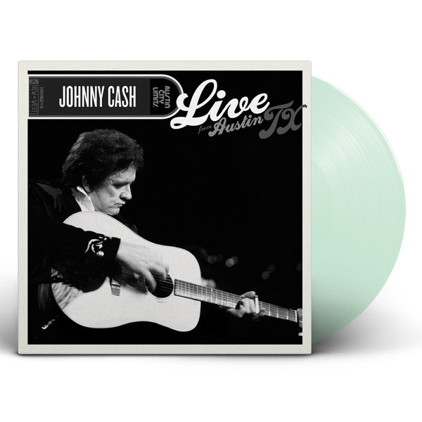 Johnny Cash - Live From Austin, TX [Limited Edition Colored Vinyl]