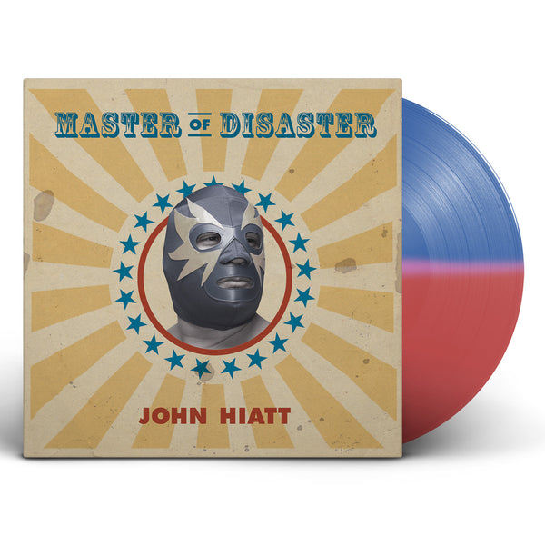 John Hiatt - Master Of Disaster [Limited Edition Colored Vinyl]