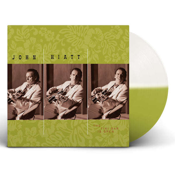 John Hiatt - The Tiki Bar Is Open [Limited Edition Colored Vinyl]