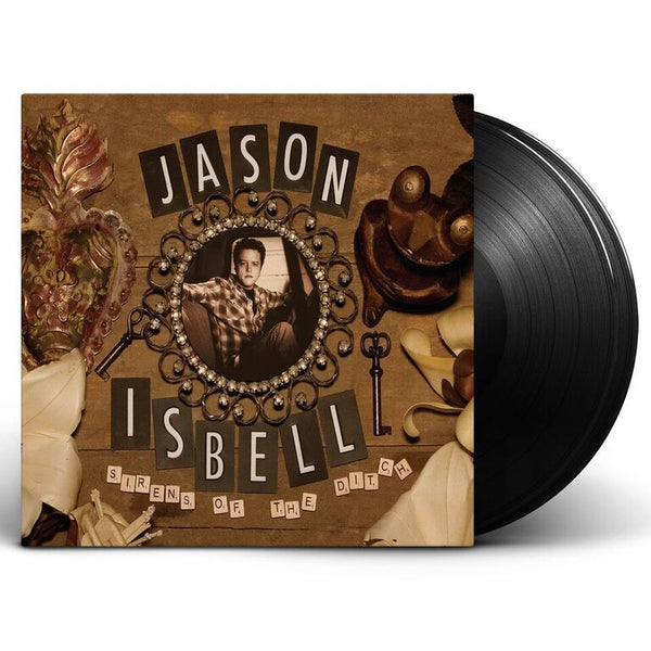Jason Isbell - Sirens Of The Ditch (Deluxe Edition) [Vinyl]