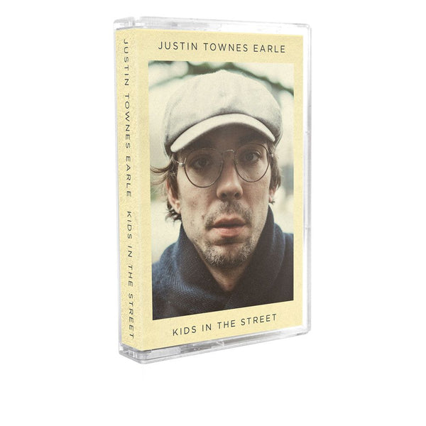 Justin Townes Earle - Kids In The Street [Cassette]