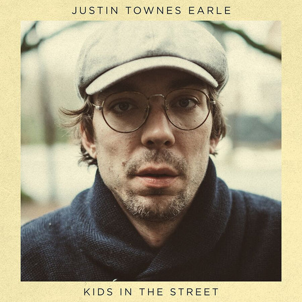 Justin Townes Earle - Kids In The Street [SIGNED Cassette]