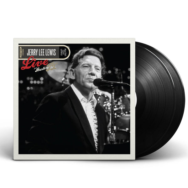Jerry Lee Lewis - Live From Austin, TX [Vinyl]