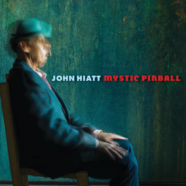 John Hiatt - Mystic Pinball [Nearly-New Vinyl]
