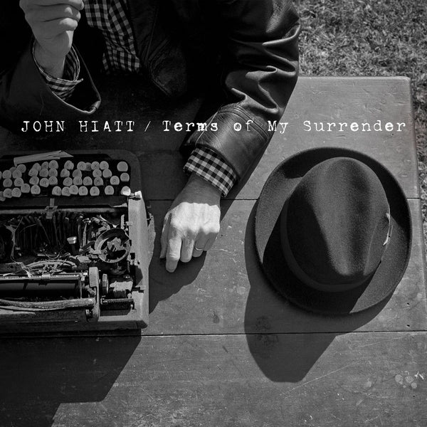 John Hiatt - Terms Of My Surrender [CD]