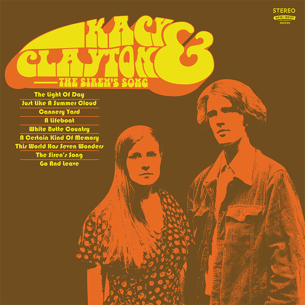 Kacy & Clayton - The Siren's Song [CD]