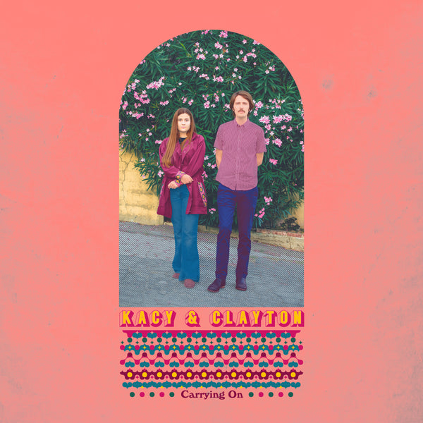 Kacy & Clayton - Carrying On [New West Exclusive Colored Vinyl + CD + Tote Bag Bundle]
