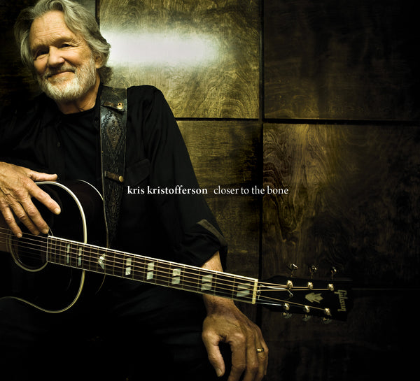 Kris Kristofferson - Closer To The Bone [Deluxe CD]