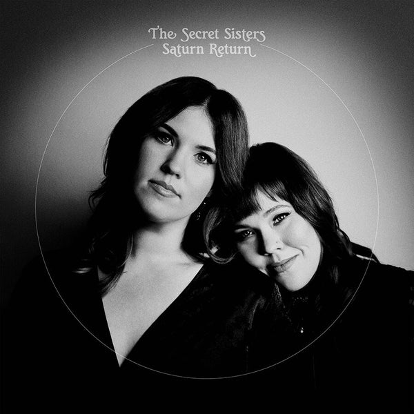 The Secret Sisters - Saturn Return [SIGNED New West Exclusive Colored Vinyl + SIGNED CD + T-Shirt Bundle]