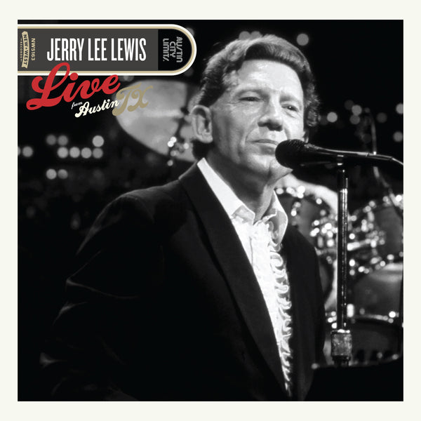 Jerry Lee Lewis - Live From Austin, TX [CD/DVD]
