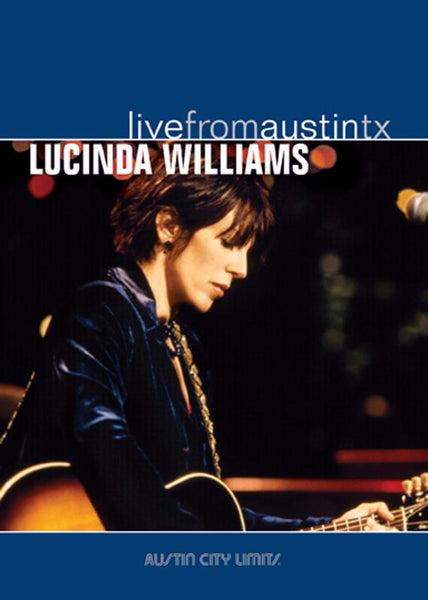 Lucinda Williams - Live From Austin, TX [DVD]