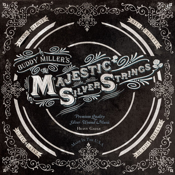 Buddy Miller - The Majestic Silver Strings [CD/DVD]