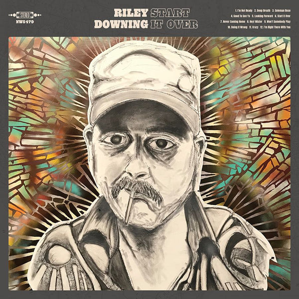 Riley Downing - Start It Over [Colored Vinyl]