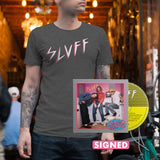 Naked Giants - SLUFF [SIGNED CD + T-Shirt Bundle]