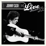 Johnny Cash - Live From Austin, TX [Test Pressing]