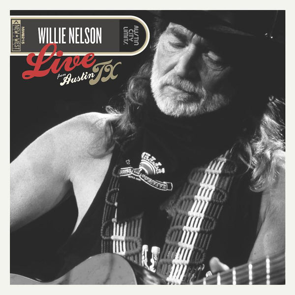 Willie Nelson - Live From Austin, TX [New West Exclusive Colored Vinyl]