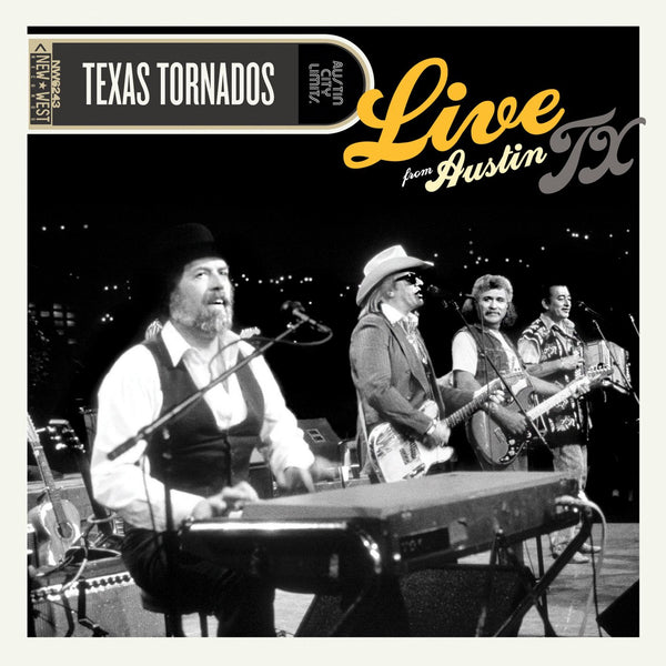 Texas Tornados - Live From Austin, TX [CD/DVD]