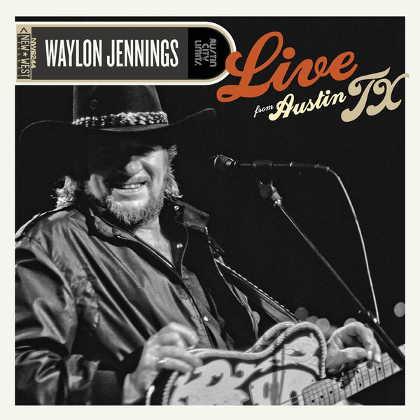 Waylon Jennings - Live From Austin, TX [CD/DVD]