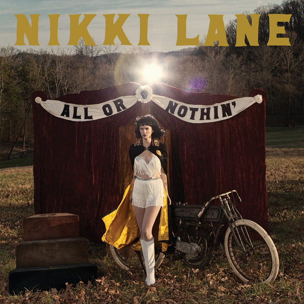 Nikki Lane - All Or Nothin' [Black Friday Exclusive Colored Vinyl]