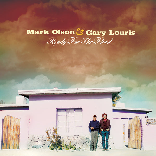 Mark Olson & Gary Louris - Ready For The Flood [CD]