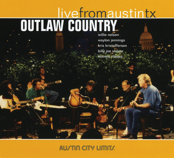 Outlaw Country - Live From Austin, TX [CD]