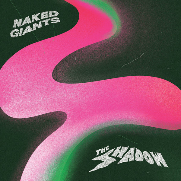 Naked Giants - The Shadow [SIGNED Colored Vinyl + T-Shirt Bundle]
