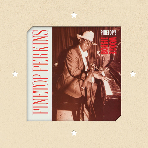 Pinetop Perkins - Pinetop's Boogie Woogie [CD]