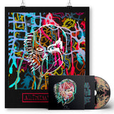 All Them Witches - Nothing as the Ideal [CD + Blacklight Poster Bundle]