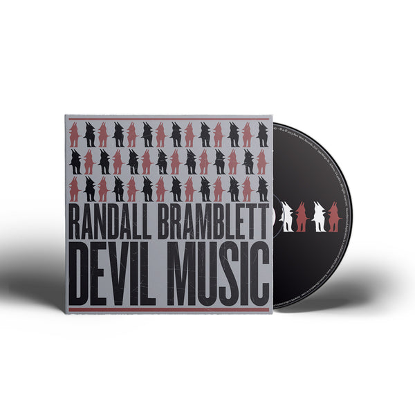 Randall Bramblett - Devil Music [CD]