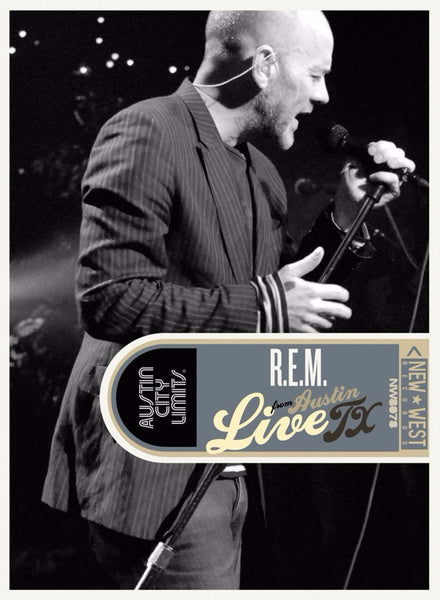 R.E.M. - Live From Austin, TX [DVD]