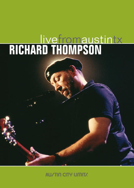 Richard Thompson - Live From Austin, TX [DVD]