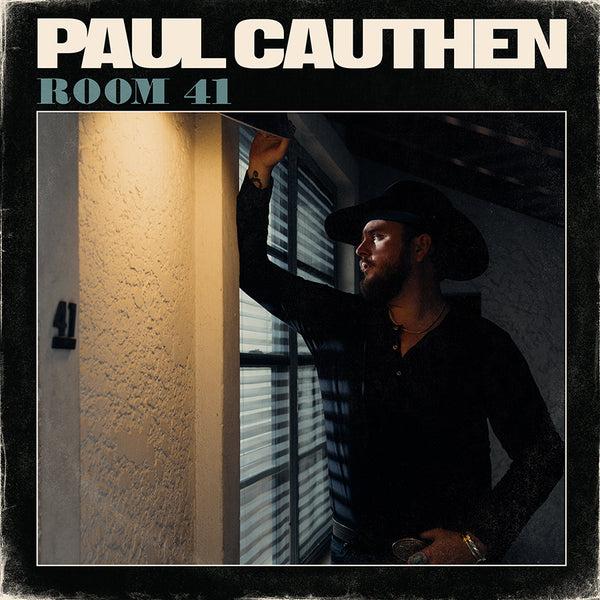 Paul Cauthen - Room 41 [Black Friday Exclusive Colored Vinyl]