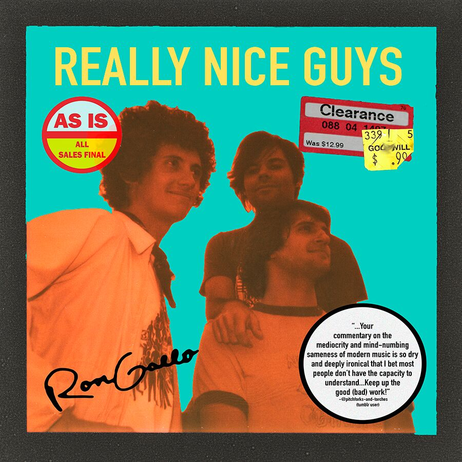 News 2018 : Albums, Tournées... RonGallo_ReallyNiceGuys_900x900_preview_1024x1024