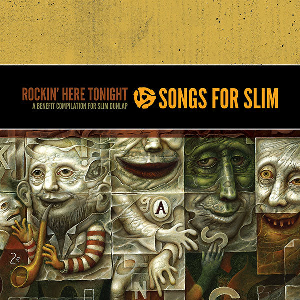Various Artists - Songs For Slim [Deluxe CD]