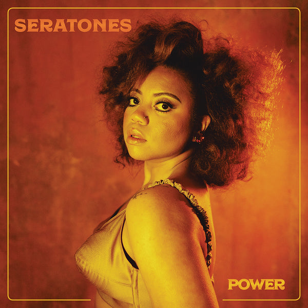 Seratones - POWER [SIGNED New West Exclusive Colored Vinyl + SIGNED CD Bundle]