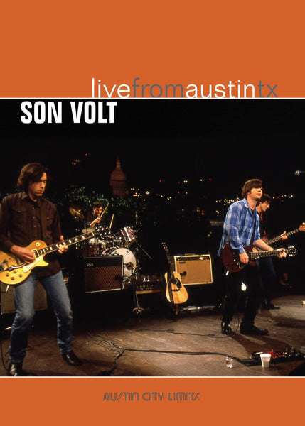 Son Volt - Live From Austin, TX [DVD]