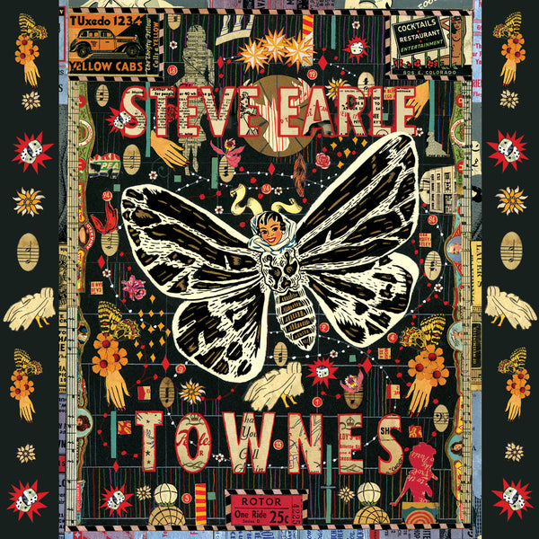 Steve Earle - Townes [CD]