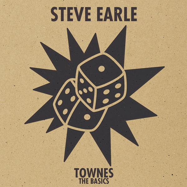 Steve Earle - Townes The Basics [Vinyl]