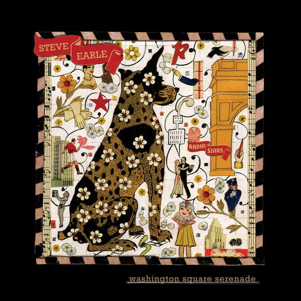 Steve Earle - Washington Square Serenade [CD]