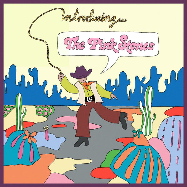 The Pink Stones - Introducing... The Pink Stones [SIGNED Colored Vinyl]