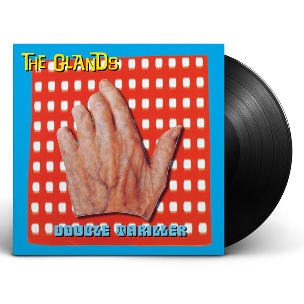 The Glands - Double Thriller [Vinyl]