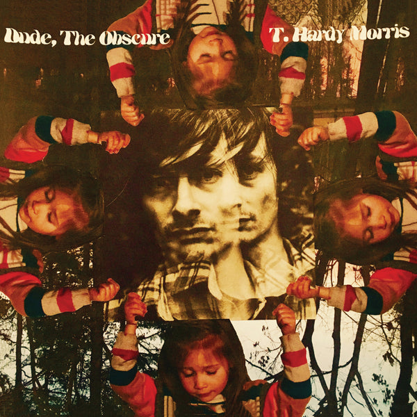 T. Hardy Morris - Dude, The Obscure [SIGNED Vinyl + SIGNED CD + T-Shirt Bundle]