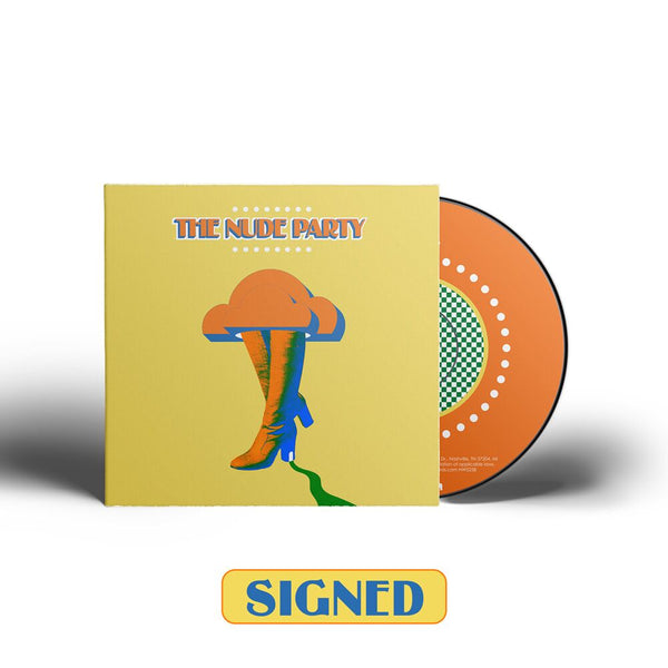 The Nude Party - The Nude Party [SIGNED CD]