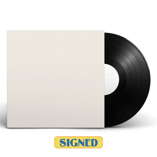 The Nude Party - The Nude Party [SIGNED Test Pressing]