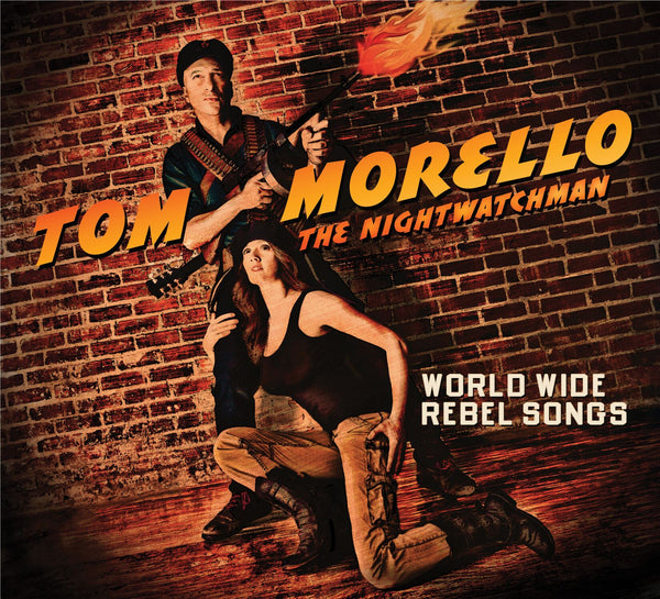 Tom Morello: The Watchman - World Wide Rebel Songs [Vinyl]