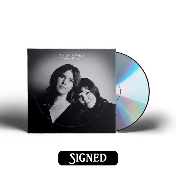 The Secret Sisters - Saturn Return [SIGNED CD]