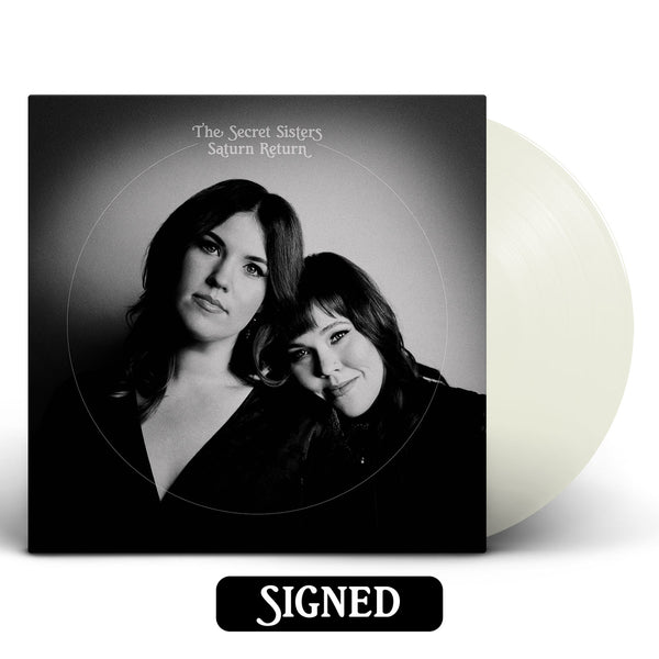The Secret Sisters - Saturn Return [SIGNED New West Exclusive Colored Vinyl]