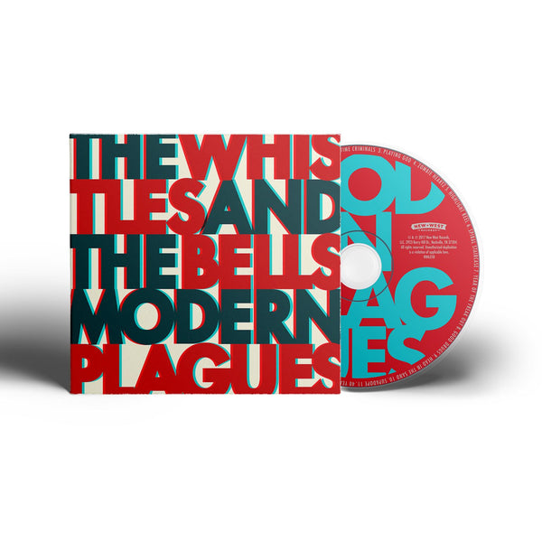 The Whistles & The Bells - Modern Plagues [CD]
