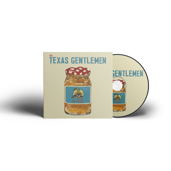 The Texas Gentlemen - TX Jelly [CD]