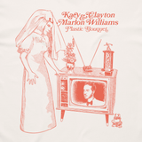 Kacy & Clayton and Marlon Williams - Plastic Bouquet [T-Shirt]
